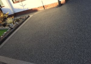 resin bound driveways manchester