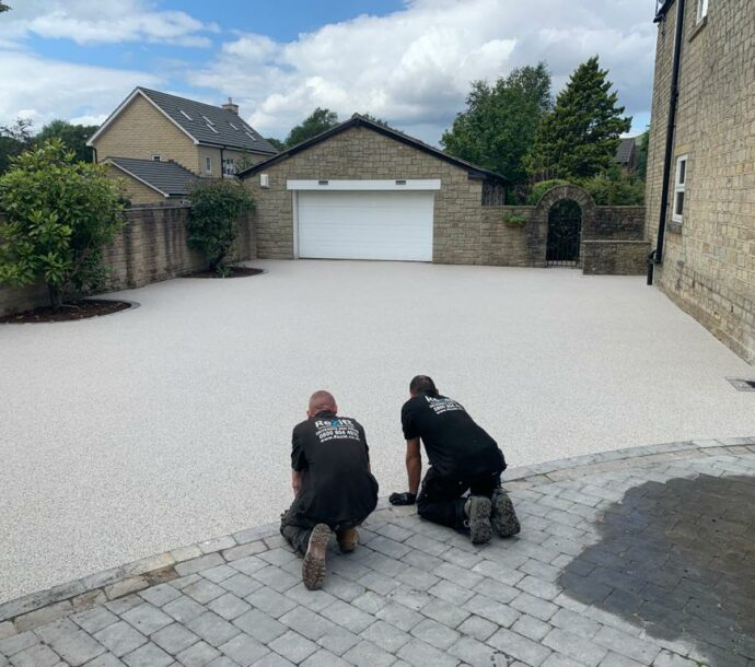 Resin Driveways in Manchester