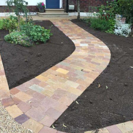 Garden and patio design manchester
