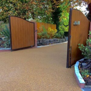 Resin driveways in Manchester - driveway