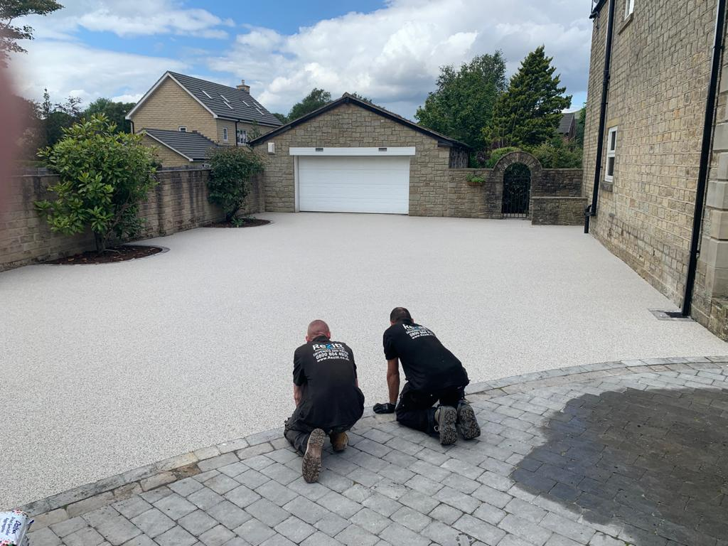manchester driveways and surfacing