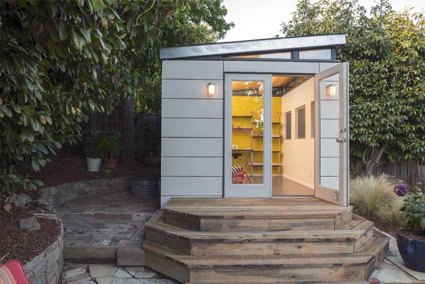 build a garden room 2021